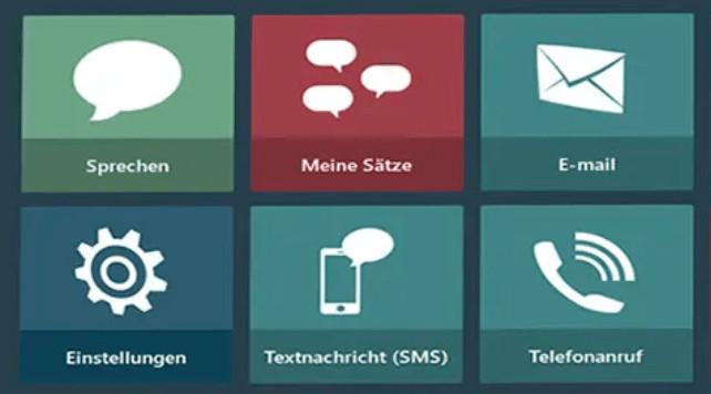 Symbole für Kommunikation
